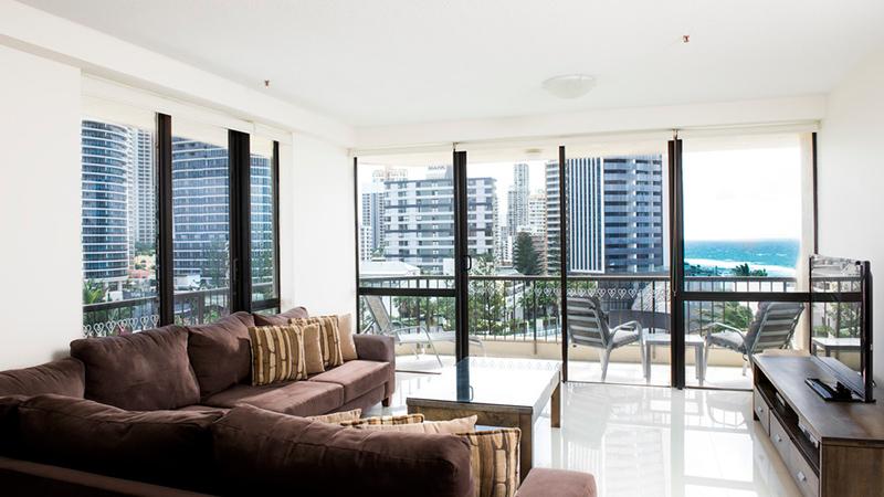 Paradise Centre Apartments | Surfers Paradise ...
